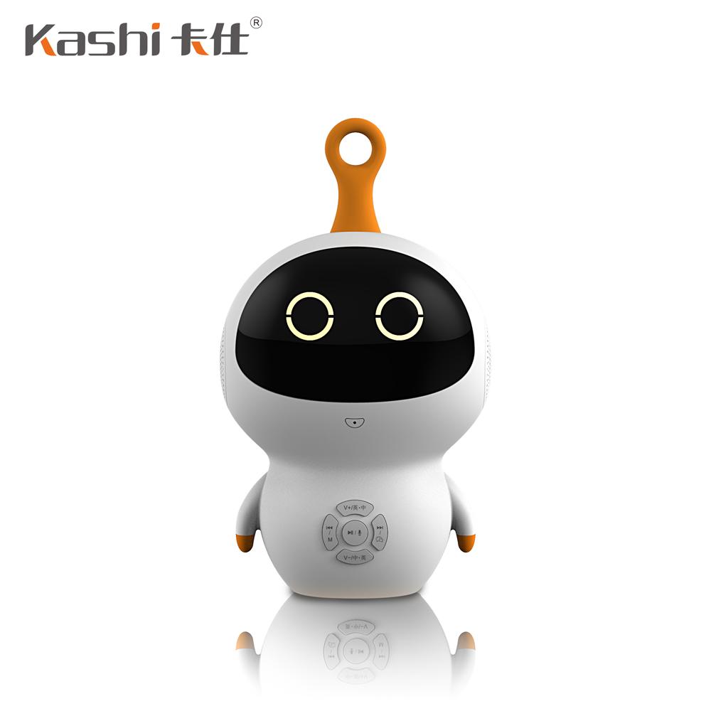 卡仕儿童人工智能早教陪伴机器人